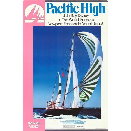 Pacific High Poster Movie  27X40