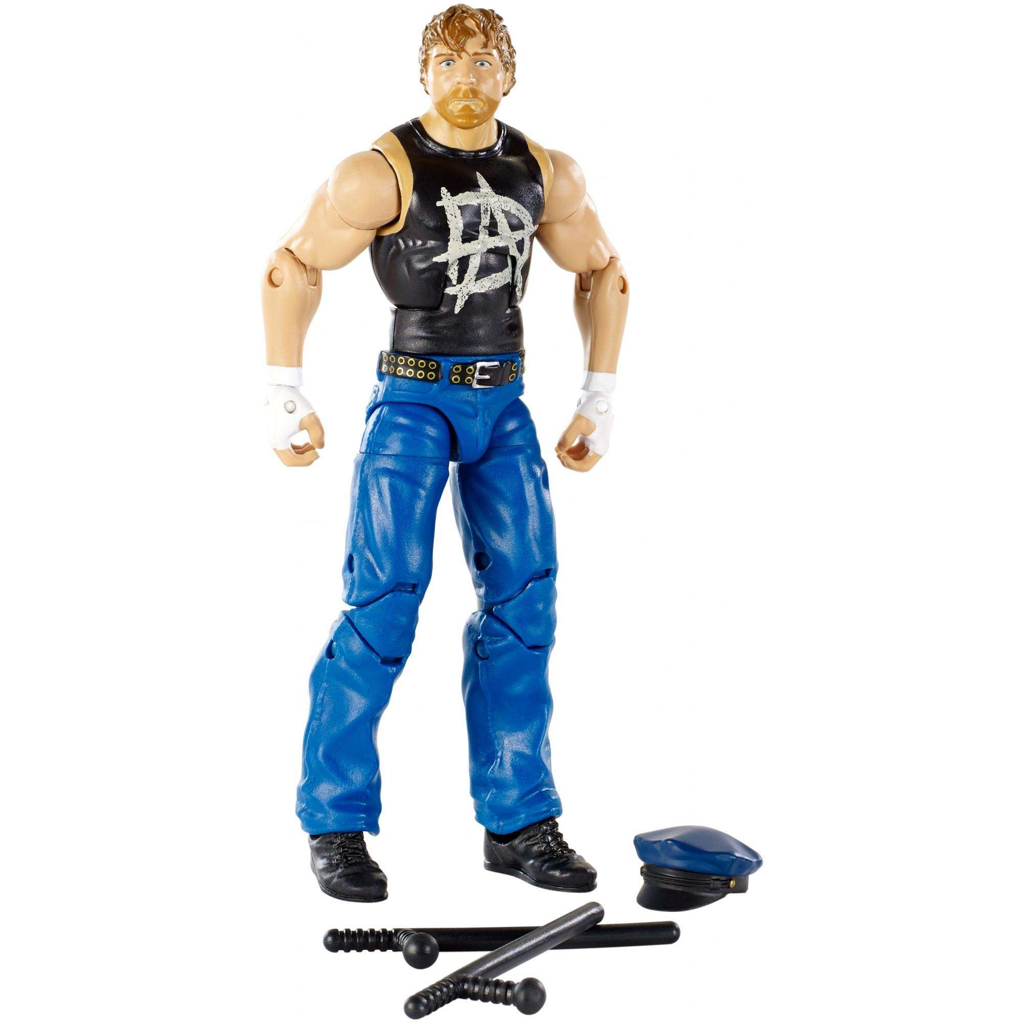 WWE Elite Dean Ambrose Figure by Mattel
