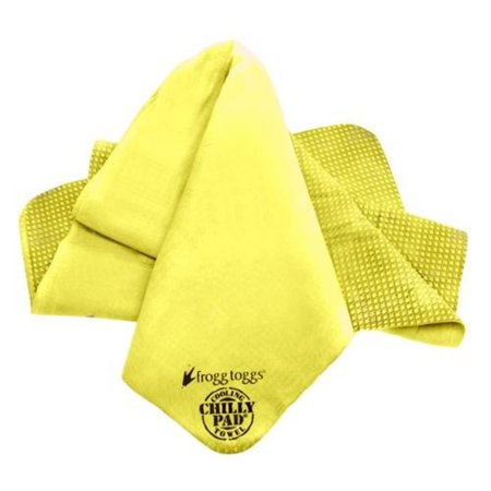 Length Towel (Frogg Toggs CP100 Chilly Pad Cooling Towel, 33