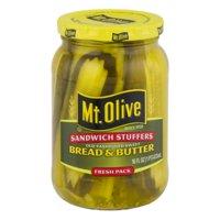 Sandwich Stuffers Bread and Butter Pickles
