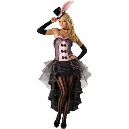 Burlesque Babe Costume Adult](Burlesque Costume Halloween)