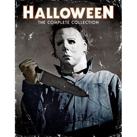 Halloween: The Complete Collection - Halloween Complete Blu Ray Collection