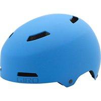 Giro Youth Dime Cycling Helmet Matte Blue Bike Small Fit Kit Padding 8 Vents