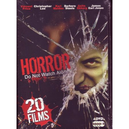 Horror: Do Not Watch Alone (15 Classic Horror Films) (Full Frame)