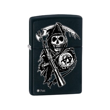 Anarchy Zippo Lighter - As Seen on TV Zippo Lighter, Sons of Anarchy