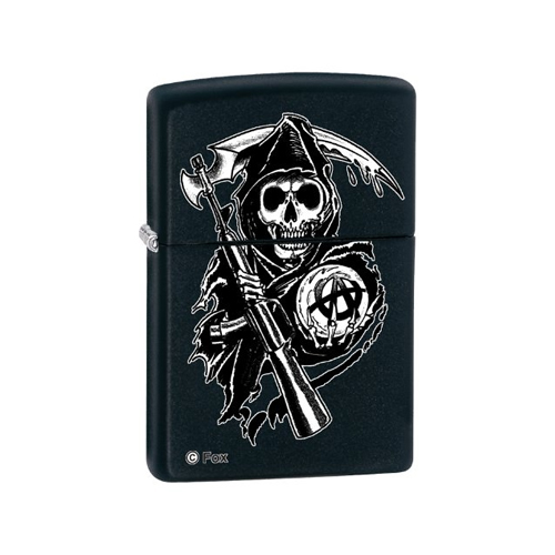As Seen on TV Zippo Lighter, Sons of Anarchy