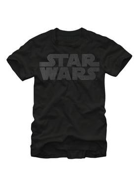 7c9135763 Product Image Star Wars Men's Simple Logo T-Shirt