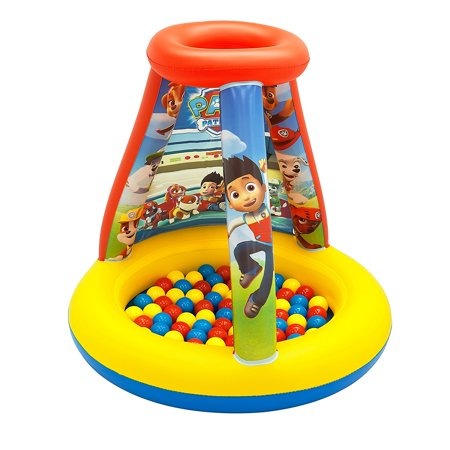 To The Lookout Playland with 15 Balls Playhouse, Join the Paw Patrol gang with the Paw Patrol To the Lookout Play land. By Paw Patrol