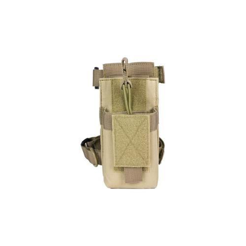 96255 NcStar AR Single Mag Pouch w/Stock Adapter