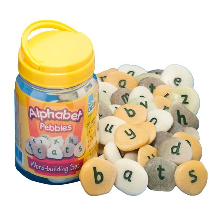 Alphabet Pebbles, Word-Building -