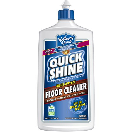 Quick shine multi surface floor cleaner for Wood floor quick shine