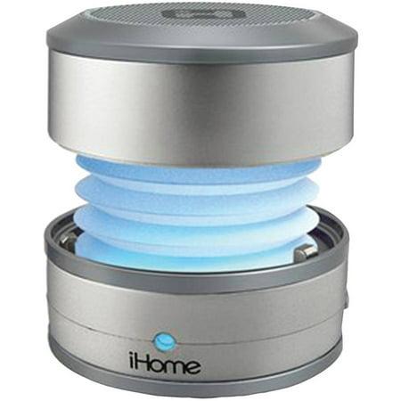 iHome Bt Clear Charge Mini Speaker, S