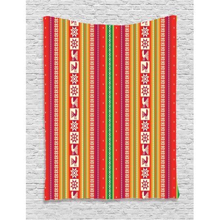 Native american decor wall hanging tapestry south for South american decor
