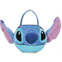 Disney Stitch Jumbo Plush Halloween Basket