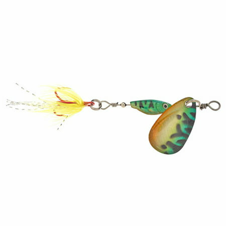 Matzuo Shockwave Inline Spinner, 1/4 oz (Best Inline Spinners For Trout)