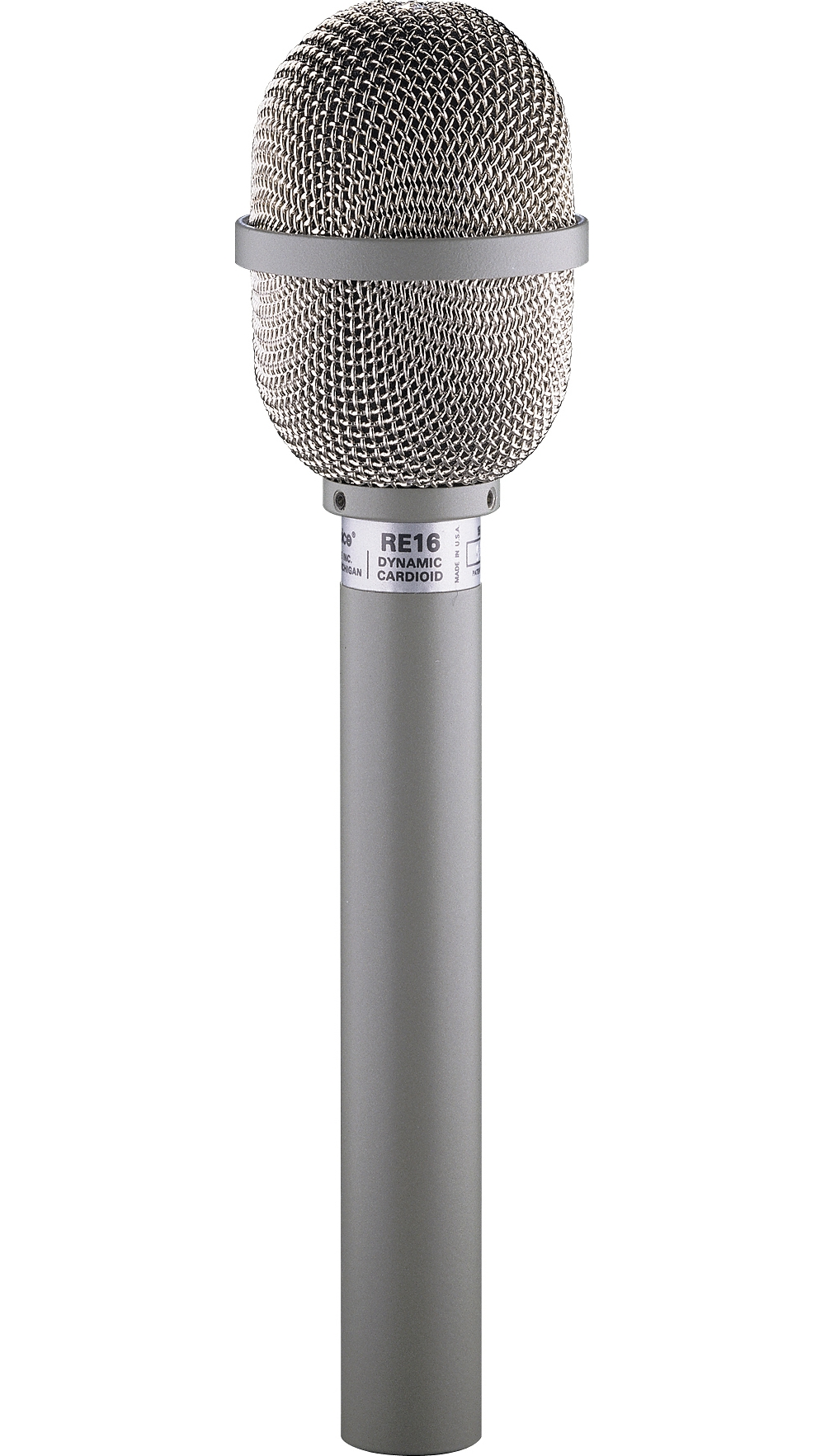 Electro-Voice RE16 Supercardioid Handheld Dynamic Microphone by Electro-Voice