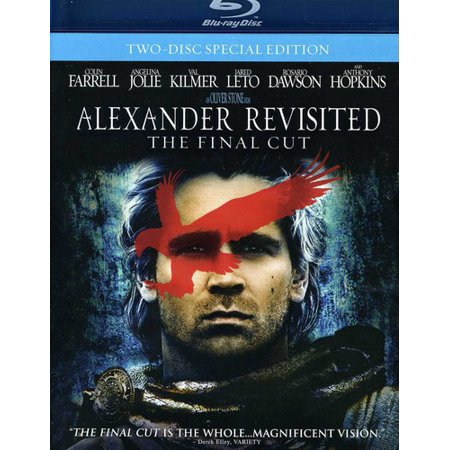 - Alexander Revisited: The Final Cut (Unrated) (Blu-ray)