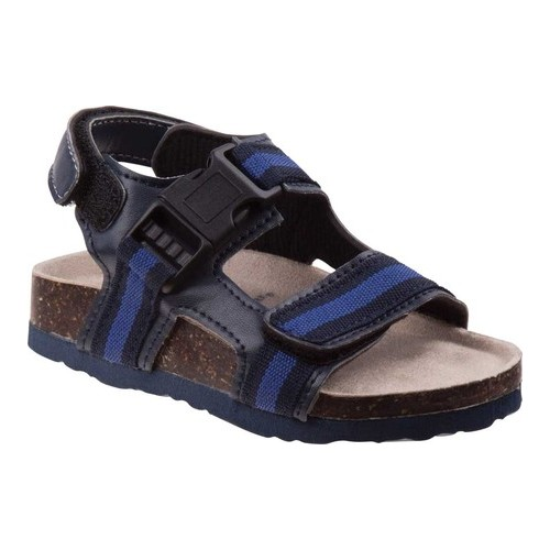 Rugged Bear Boys' Buckle Sandals