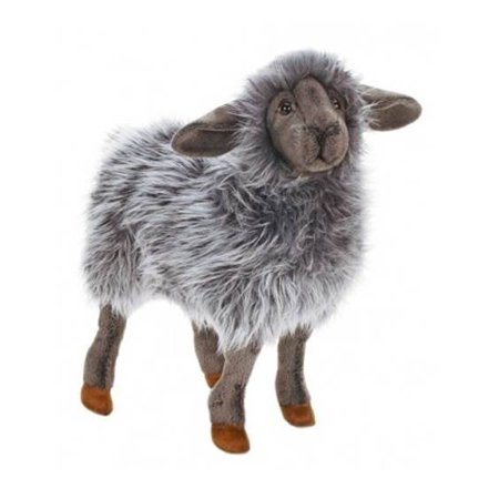 Hansa Plush Black Mama Sheep, 14