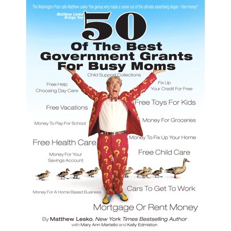 50 of the Best Government Programs for Busy Moms -