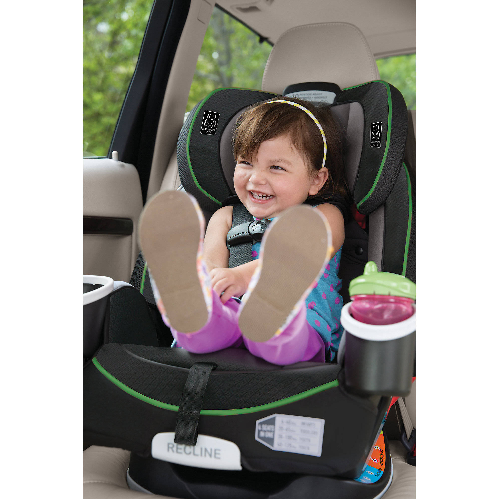 Graco 4Ever 4 In 1 Convertible Car Seat Dorian