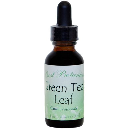Best Botanicals Green Tea Leaf Extract 1 oz.