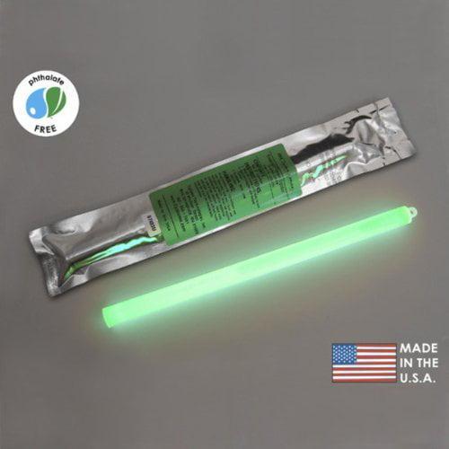 Light sticks 9-2705101 - 12 in. SnapLight Light Stick - Green - 12 Hours By Cyalume