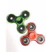 New Arrival Metallic Fidget Spinner Color Assorted 1PCS