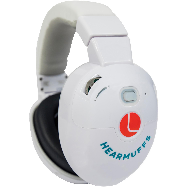 Lucid Audio LA-INFANT-AM-WH HearMuffs Soothe for Infants