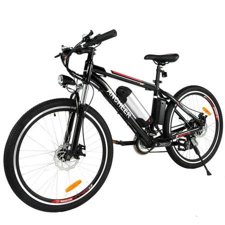 36V Mountain Bike E-bike Electric Bike Electric Bicycle, 8AH ...