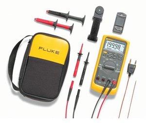 FLUKE ELECTRONICS INC 87-5 RMS Industrial Multimeter