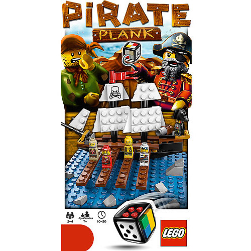 LEGO Games Pirate Plank