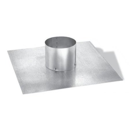 5DFS-TP 5 InchDuraflex Top Plate From the DuraFlex SS Series, Stainless Steel, Type: Vent Pipe - Flexible Liner By DuraVent
