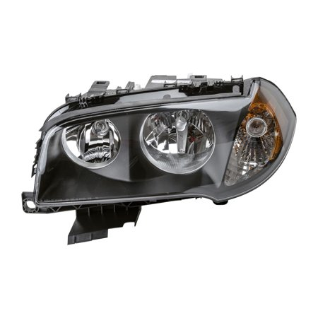 TYC 20-6970-00 for BMW X3 Driver Side Halogen Headlight Assembly