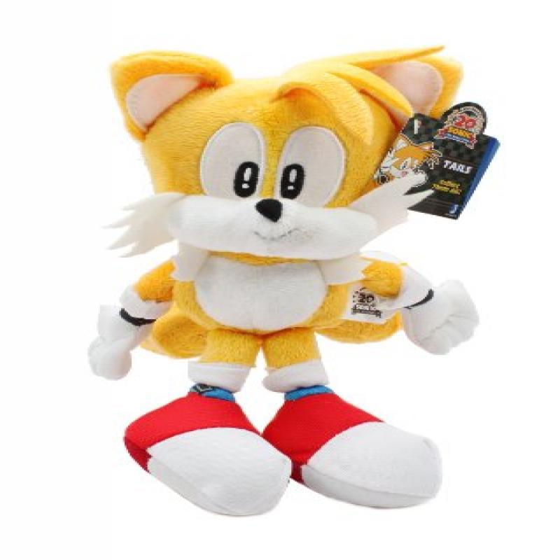 Jazwares Sonic The Hedgehog Plush - 9 Classic Tails