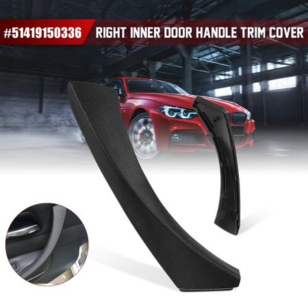 Right Inner Door Panel Handle Outer Trim Cover 51419150336 For BMW 3Series (Front Right Door Trim Panel)