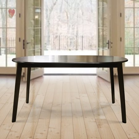 Dark Brown Wood (Warehouse of Tiffany Mario Cappuccino Dark Brown Wood 59-inch Oval Dining Table )