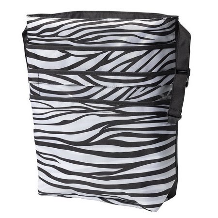 Drive Medical AgeWise Back of Wheelchair Organizer, Zebra