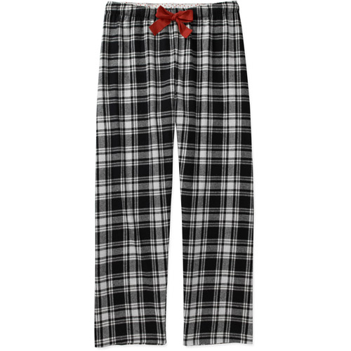 Faded Glory Women's Plus Flannel Pant