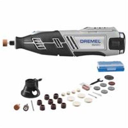 Bosch Power Tools 114-8220-1/28 8220 Series 31-Piece Cordless Rotary Tool (Bosch Tool Kits)