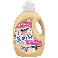 Suavitel Fabric Softener, Vanilla - 135 fluid ounce