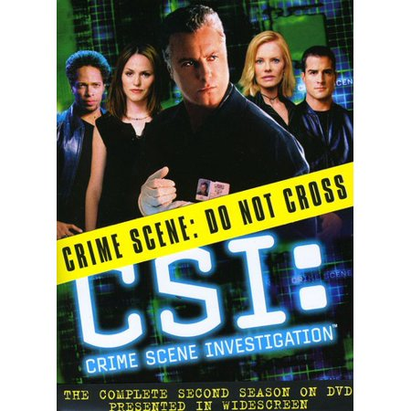 Csi  The Second Season