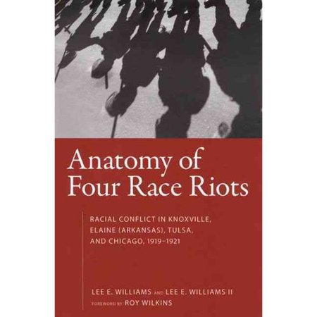 Anatomy of Four Race Riots: Racial Conflict in Knoxville, Elaine (Arkansas), Tulsa, and Chicago 1919-1921 by