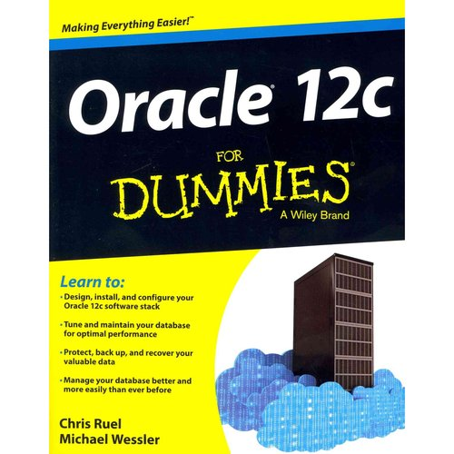 Oracle 12c for Dummies