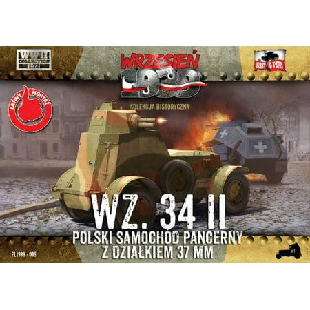 1/72 WZ34/II Polish Armored Car - image 1 de 1