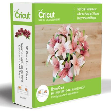 cricut flower shoppe instructions