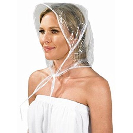 Rain Hat With Full Visor, Betty Dain Creations Rain Hat With Full Visor is designed for bouffant hairstyles. By Betty Dain Betty Dain Estheticians Jacket