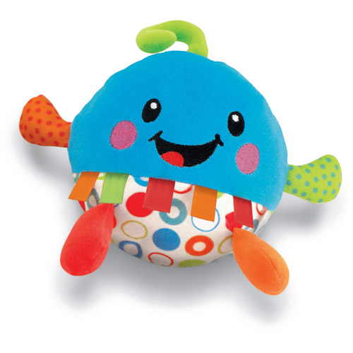 Fisher-Price Giggle Gang Baby Giggles Plush