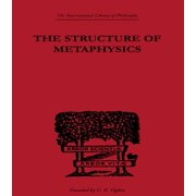 The Structure of Metaphysics - eBook
