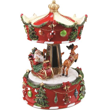 Christmas Animated Music Box (6.25